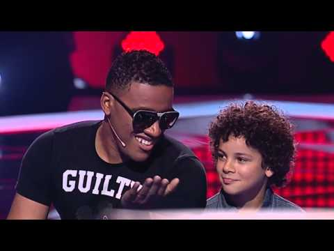 José Moreira - All of me - The Voice Kids