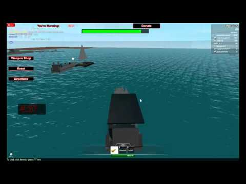 Jaws on roblox shark attack youtube