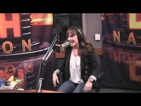 Nikki Deloach In-studio with HF