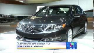 Autos Nuevos Para El 2014 Y El 2015 Desde El Auto Show De