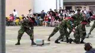 Korean Army Martial Arts