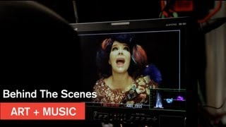 "The Making of Björk - ""Mutual Core"" - Art + Music - MOCAtv"