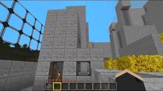 Let's Play Minecraft Adventure-Map: Escape The Facility