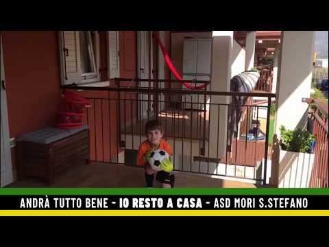 Copertina video Covid-19: l'appello di tutto l'Asd Mori S.Stefano