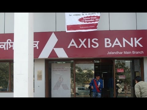 Axis Bank Q4 PAT, NII beats Estimates