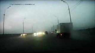 Подборка ДТП с видеорегистраторов 12 \ Car Crash compilation 12