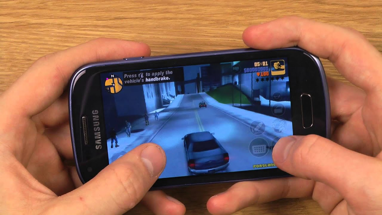 Gta Android Samsung Galaxy S3 Скачать
