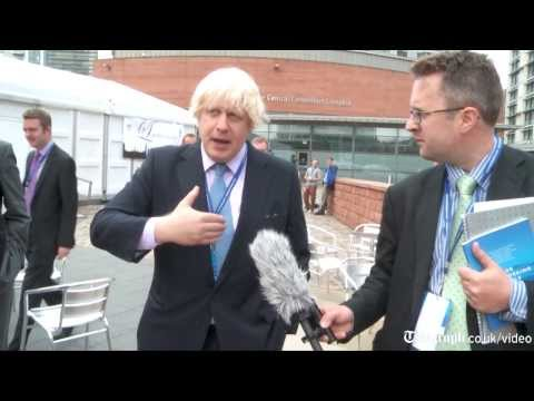 Boris Johnson: I can tell you the price of a bottle of champagne