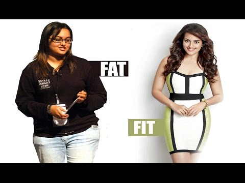 Sonakshi Sinha Weight Loss - Fat To Fit Transformation
