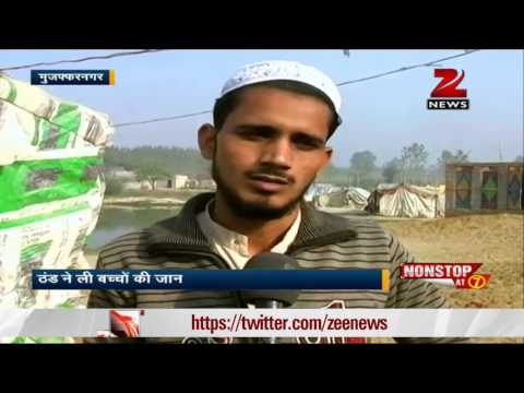 32 babies die at Muzaffarnagar riots relief camps