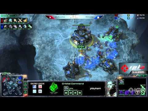 IPL 3 - Qualifier #1 Ro64 - EG iNcontroL vs RGN Artist - Game 2 of 3