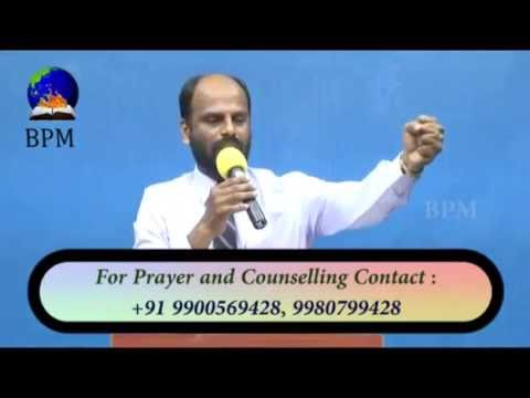 Kannada Sermon   Fruits of the Holiness pt 1