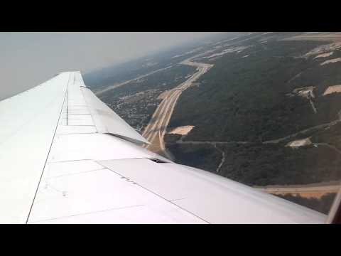 American Airlines B777-200 Takeoff @ Dallas Fort Worth