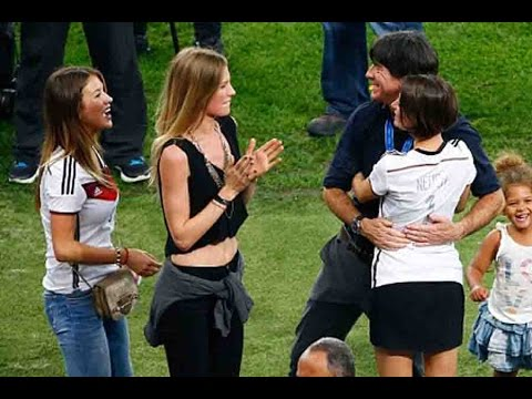 World Cup Hottest Coah Joachim Loew is stealing the spotlight from German Players