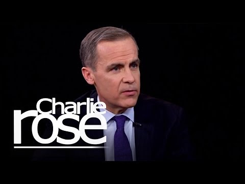 Mark Carney on economic recovery