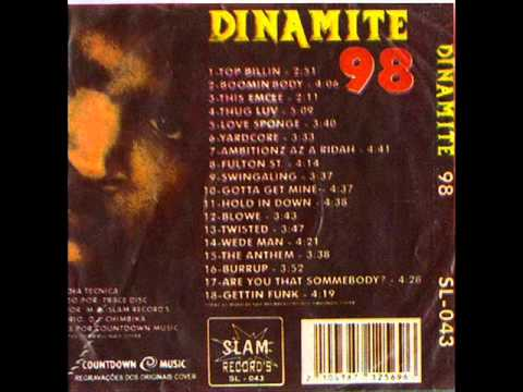 Dinamite 98   Buju Banton   love sponge