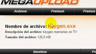 Descargar Memories On TV+Keygen