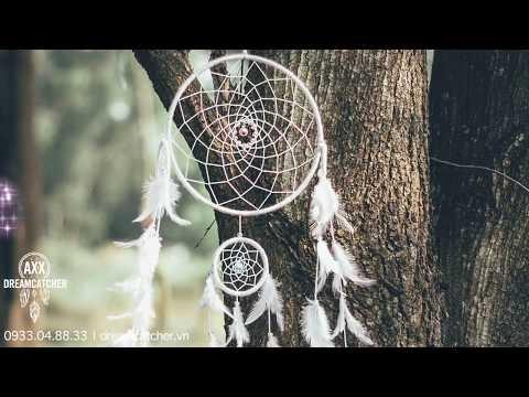 Hướng dẫn Chi Tiết Cách làm Dreamcatcher CỰC ĐẸP, ĐƠN GIẢN cho người mới bắt đầu
