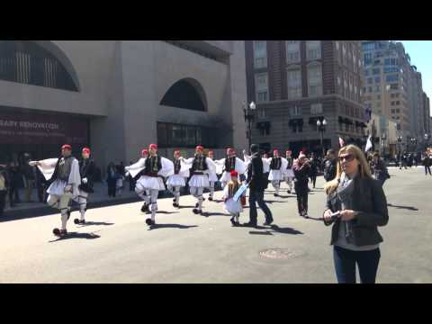 Boston Greek Independence Day
