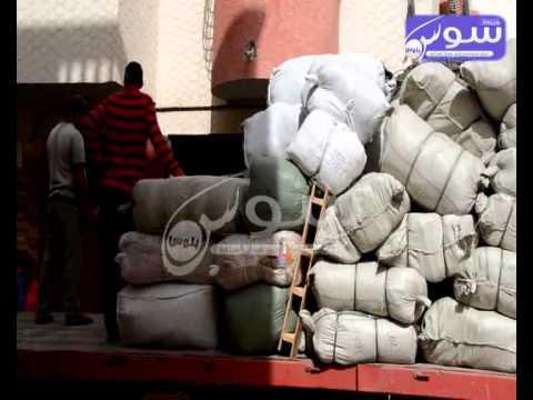 إنزكان : حجز 42 طن من الملابس بحي الجرف مستوردة بشكل غير قانوني من الصين والجزائر