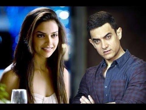 Aamir Khan To Pair With Deepika Padukone? - BT