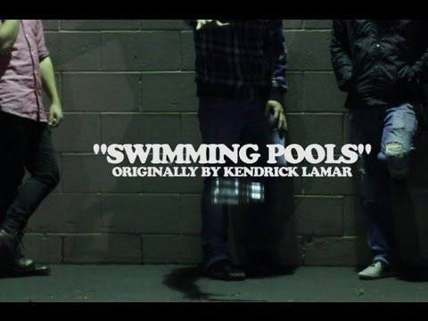 Kendrick Lamar Swimming Pools Drank Cover By Strawberry Girls Youtube