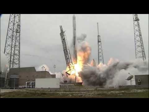 New NASA Cargo Launches to Space Station Aboard SpaceX-3 Mission