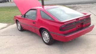 New Dodge Daytona
