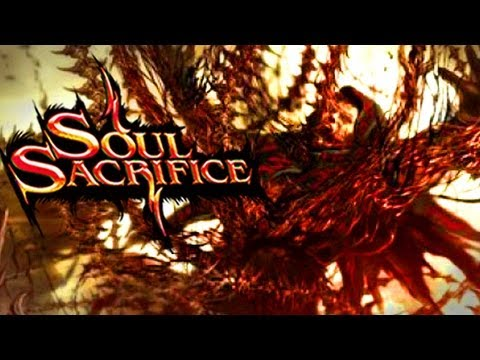 Kinetic Gets PWND! Soul Sacrifice Gameplay