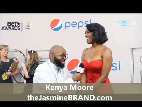 Kenya Moore Explains Why She Refuses To Reveal Who She's Dating