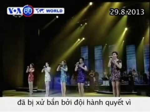 Bạn gái cũ Chủ tịch Kim Jong-un bị xử bắn (VOA60)