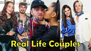 Real Life Couples of Victorious