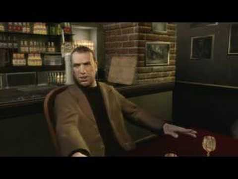 GTA IV - Official Gameplay Trailer