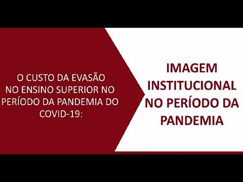 Imagem institucional no período da pandemia