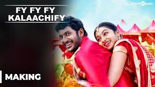 Fy Fy Fy Kalaachify Official Video Song - Pandiyanaadu