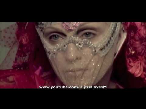 MADONNA, LADY GAGA: SHES NOT ME (THE COMPARISON VIDEO)