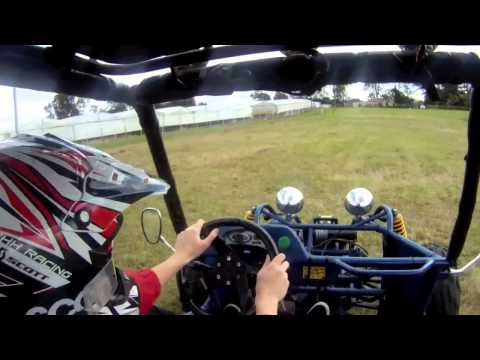 Dune Buggy 650cc Afternoon Drive