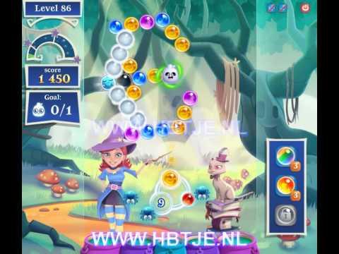 Bubble Witch Saga 2 level 86