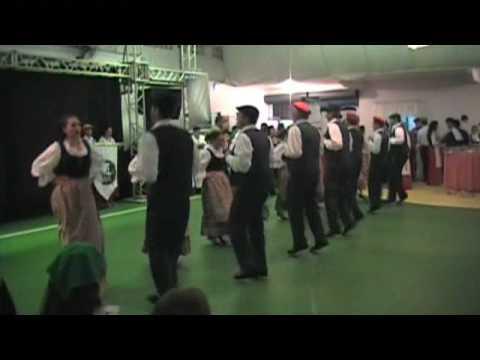 Tarantela Tradicional Napolitana