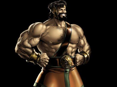 MAA - Phân tích về Hercules : Vị thần sức mạnh Hi Lạp !