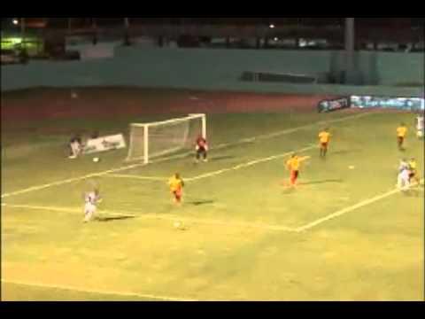 Aragua FC 1-0 Mineros de Guayana