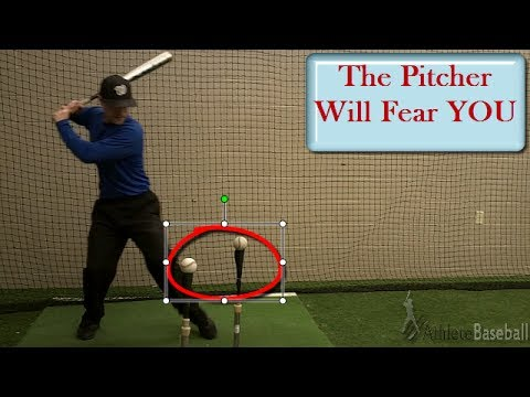 Hitting Drills for Power: How to Hit the Outside Pitch