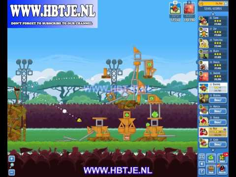 Angry Birds Friends Tournament Level 6 Week 113 (tournament 6) no power-ups