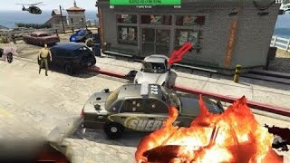 Clutch Johnson is Back 5 7-Eleven Stores and a Crazy Shootout Gta 5 Rp Nopixel