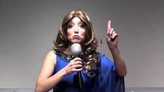 Christina Bianco: Impression Reel: Firework
