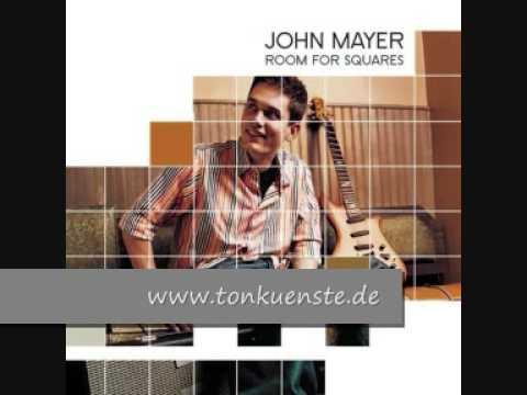 JOHN MAYER - YOUR BODY IS A WONDERLAND LYRICS