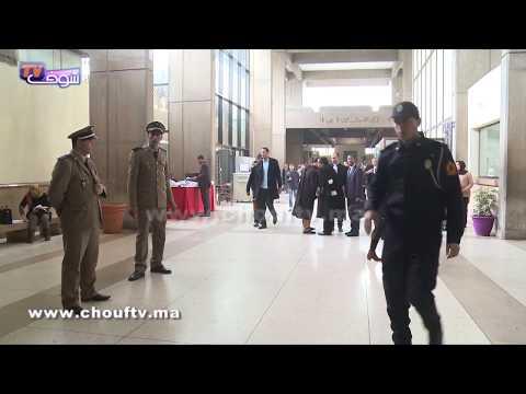 أجواء باردة لحظات قبل انطلاق محاكمة الزفزافي و رفاقه بمحكمة الاستئناف بالدارالبيضاء في غياب عائلات المعتقلين   |   بــووز