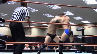 Oliver Cain Vs. Tom Sawyer Uproar Pro Wrestling 8/2/2014
