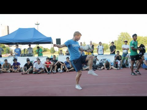 image vidéo Final Freestyle Battle at Super ball World