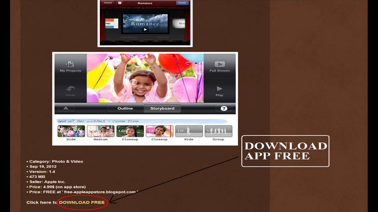 Downloading Imovie On Mac